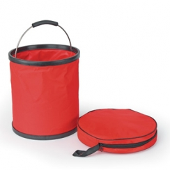 Shires Collapsible Feed / Water Buckets (RRP £7.99)