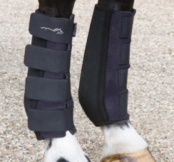 Shires Pro-Tec-Tor Front All Round Protection Boots (RRP £25)
