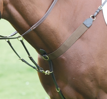 Shires Showjumping Breastplate (RRP £52.99)