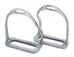 Shires Bent Leg Stirrup Irons