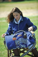Horseware Ireland Lightweight Bomber Jacket