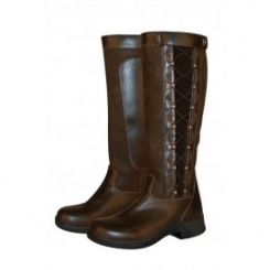 Dublin Pinnacle Long Leather Boots (RRP £164.99)