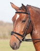 Shires ArgentaPatent Flash Bridle (RRP �66.99)