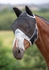 Shires Fine Mesh Fly Mask with Nose Fringe (RRP £18.99)
