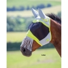 Shires Air Motion Fly Mask with Ears & Fringe