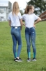 Shires Aubrion Denim Star Breeches (RRP £44.99)