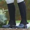 Shires Childs Synthetic Nubuck Half Chaps