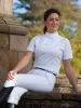 Shires Ladies Short Sleeve Stock Shirt