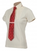Shires Childs Short Sleeve Tie Shirt