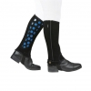 Dublin Childs Easy-Care Spot Print Half Chaps (RRP £21.99)