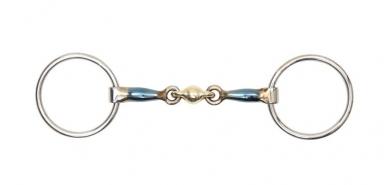 Shires Blue Sweet Iron Loose Ring With Lozenge