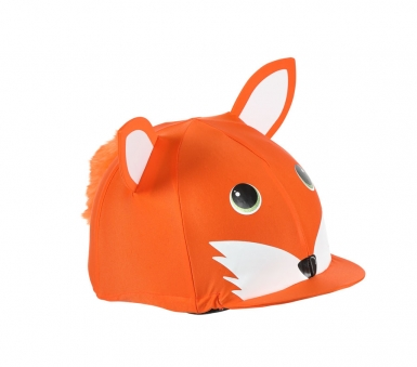 Shires Anmal Hat Cover - Fox