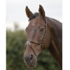 Shires Mexican Noseband with Elasticated Inserts (Normally �15.99)